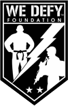 We Defy Foundation logo